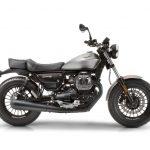 Foto de producto Moto Guzzi V9 Bobber 850 vista desde perfil derecho